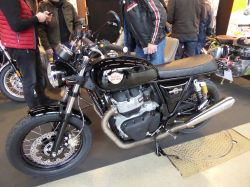 Neo-Retro Royal Enfield Interceptor