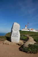 07-Cabo da Roca, le point le plus occidental du continent Européen