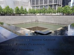 05 - Manhattan, Ground Zero Memorial