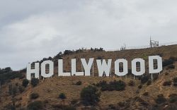 02 - Hollywood, road trip sur Harley